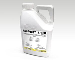 Herbicida paraquat 5 litros