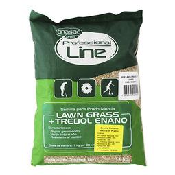 lawn grass con trebol 1 kilo