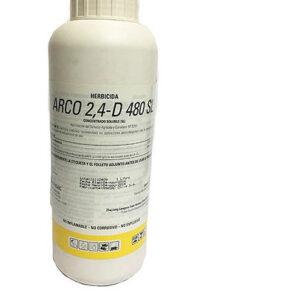 herbicida 2.4D
